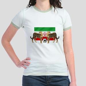 Iran Cheetahs Jr. Ringer T-Shirt