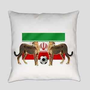 Iran Cheetahs Everyday Pillow