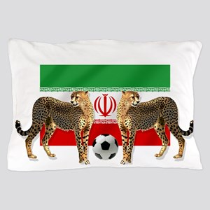 Iran Cheetahs Pillow Case