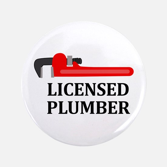 Licensed Plumber Button