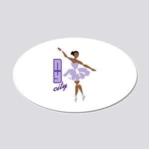 NEW YORK CITY BALLET Wall Decal