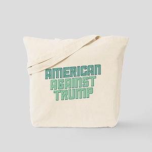 American Against Trump Tote Bag