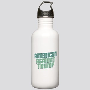 American Against Trump Water Bottle