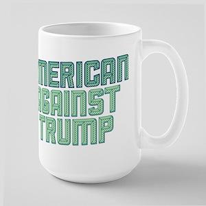 American Against Trump Mugs