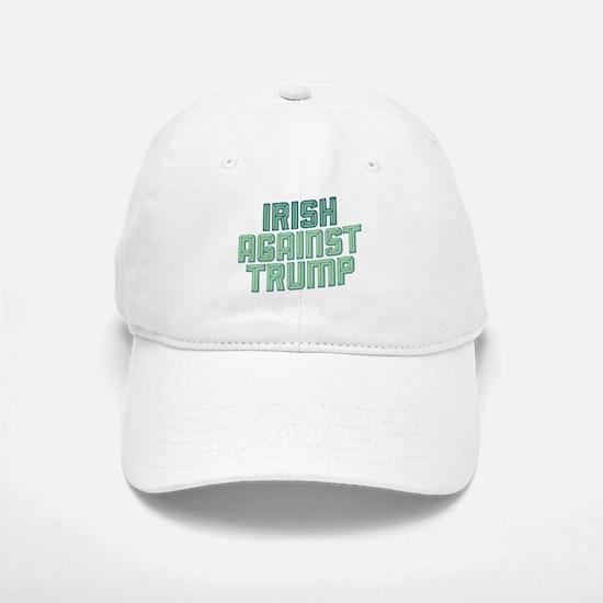 Irish Against Trump Baseball Baseball Baseball Cap