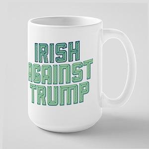 Irish Against Trump Mugs
