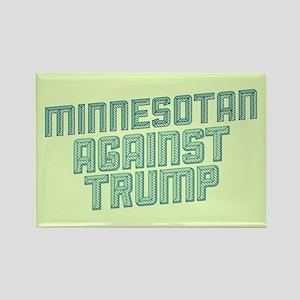 Minnesotan Against Trump Magnets