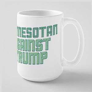 Minnesotan Against Trump Mugs