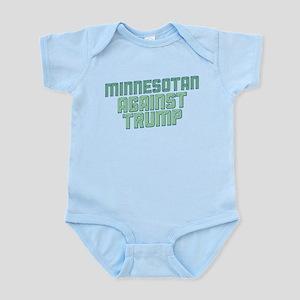 Minnesotan Against Trump Body Suit