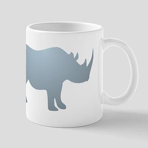 Rhinoceros Rhino Mugs