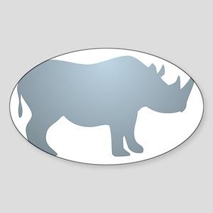 Rhinoceros Rhino Sticker