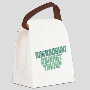 Missourian Against Trump Canvas Lunch Bag