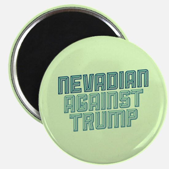 Nevadian Against Trump Magnets