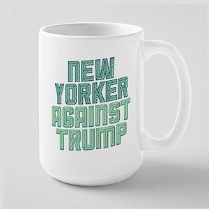 New Yorker Against Trump Mugs