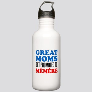 Promoted To Memere Drinkware Water Bottle