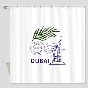Dubai Shower Curtain