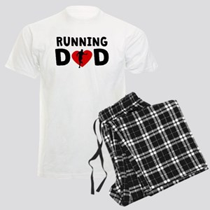 Running Dad Pajamas