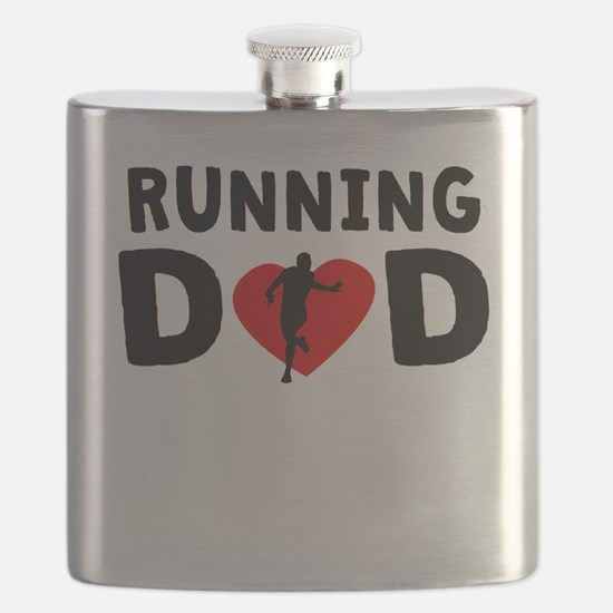 Running Dad Flask