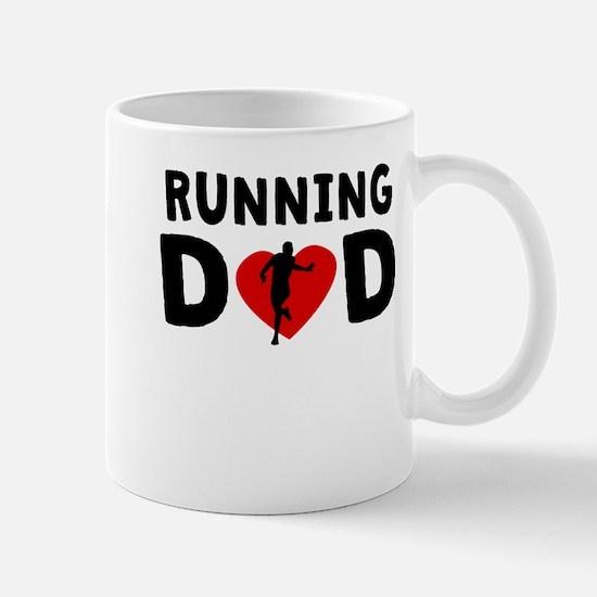 Running Dad Mugs