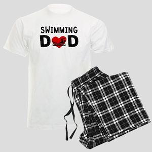 Swimming Dad Pajamas
