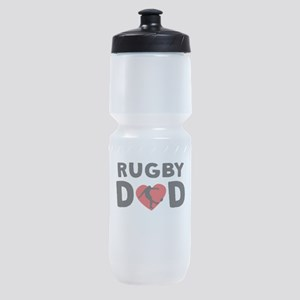 Rugby Dad Sports Bottle