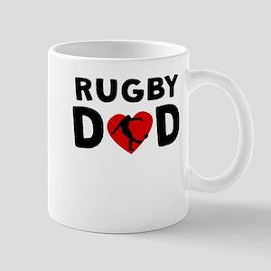 Rugby Dad Mugs