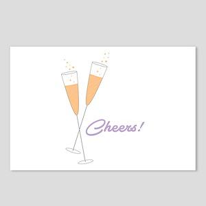 Cheers Postcards (Package of 8)
