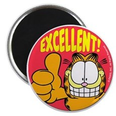 """Garfield Excellent 2.25"""" 