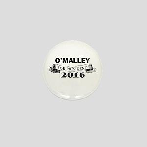 O'MALLEY FOR PRESIDENT 2016 Mini Button