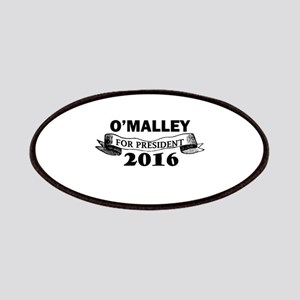 O'MALLEY FOR PRESIDENT 2016 Patch