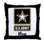 Customize US Army Throw Pillow