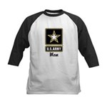 Customize US Army Baseball Jersey