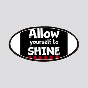 Allow yourself to SHINE! Patch