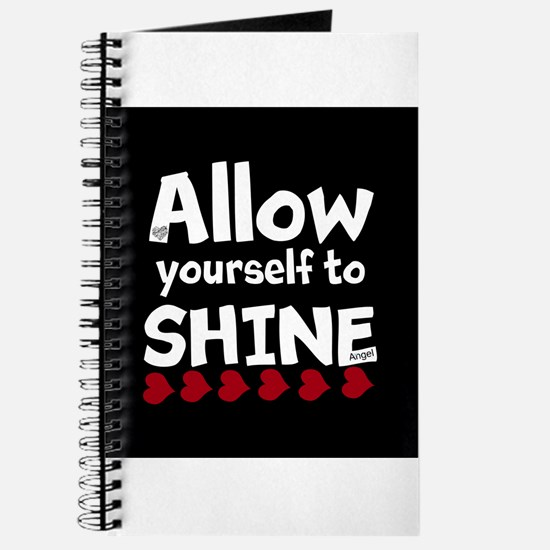 Allow yourself to SHINE! Journal