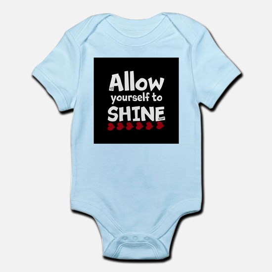 Allow yourself to SHINE! Body Suit