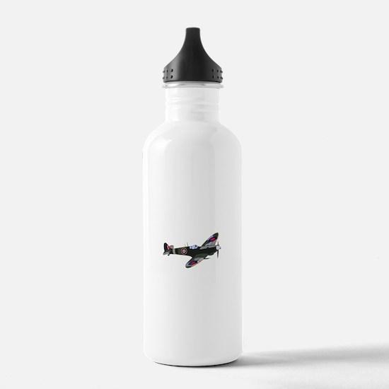 SPITFIRE PLANE LARGE Water Bottle
