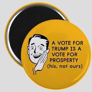 Anti Trump Prosperity Magnets