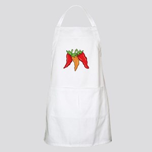 Hot Peppers Apron