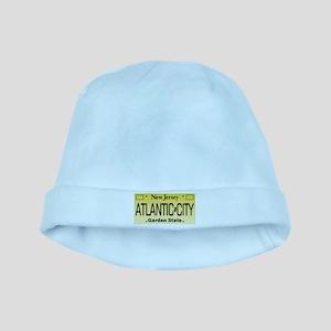 Atlantic City NJ Tag Giftware baby hat