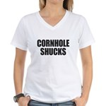 Cornhole Shucks T-Shirt