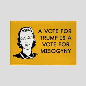 Trump Misogyny Magnets