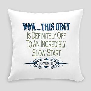 Slow Start Everyday Pillow