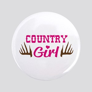COUNTRY GIRL Button