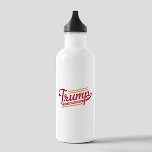 Trump Genuine Asshole Water Bottle