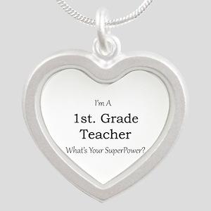 1st. Grade Teacher Necklaces