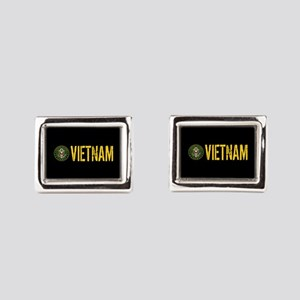 U.S. Army: Vietnam Rectangular Cufflinks