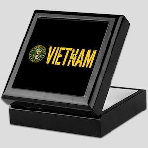 U.S. Army: Vietnam Keepsake Box