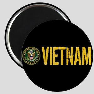 U.S. Army: Vietnam Magnet