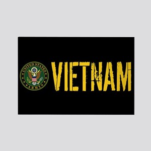 U.S. Army: Vietnam Rectangle Magnet