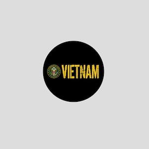 U.S. Army: Vietnam Mini Button